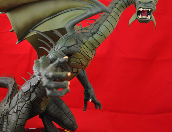 Retro Review: Fin Fang Foom Colossal Heroclix