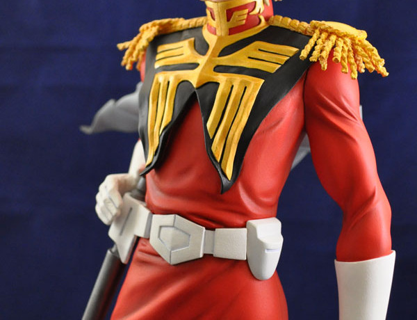 G-System 1/4 Scale Char Aznable finished